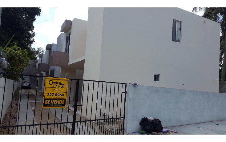 Foto de casa en venta en  , villahermosa, tampico, tamaulipas, 1226685 No. 01