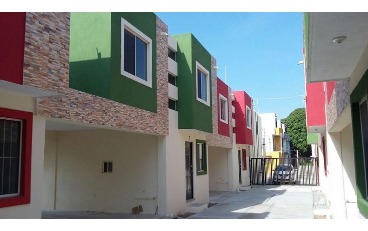 Foto de casa en venta en  , villahermosa, tampico, tamaulipas, 1718594 No. 01