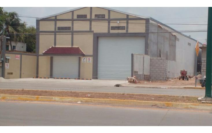 Foto de nave industrial en renta en  , villahermosa, tampico, tamaulipas, 1981086 No. 01