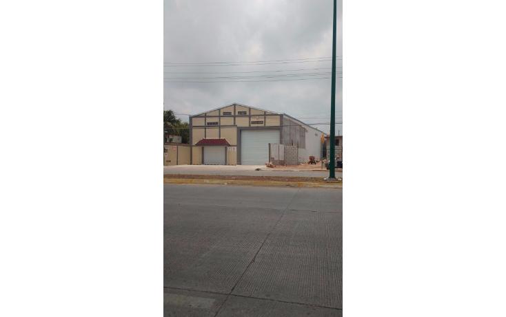 Foto de nave industrial en renta en  , villahermosa, tampico, tamaulipas, 1981086 No. 02