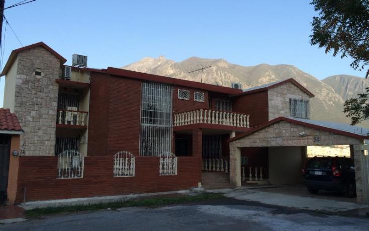 Foto de casa en venta en villamil 32, ciudad satélite, monterrey, nuevo león, 755497 no 01