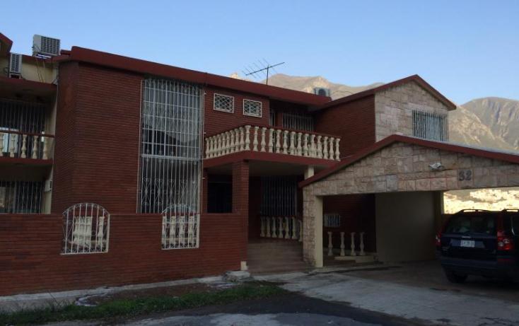 Foto de casa en venta en villamil 32, ciudad satélite, monterrey, nuevo león, 755497 no 02
