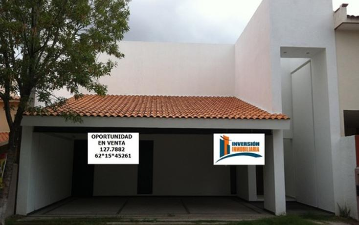 Foto de casa en venta en  , villantigua, san luis potosí, san luis potosí, 1045881 No. 01