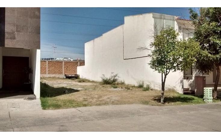 Foto de terreno habitacional en venta en  , villantigua, san luis potosí, san luis potosí, 1129841 No. 01