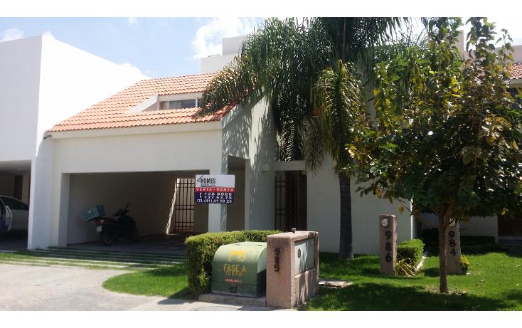 Foto de casa en venta en  , villantigua, san luis potos?, san luis potos?, 1193939 No. 01