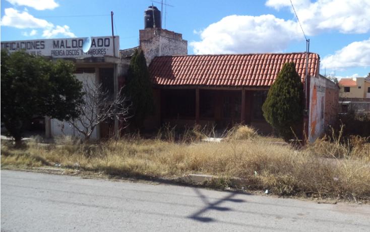 Foto de local en venta en  , villanueva centro, villanueva, zacatecas, 1091581 No. 01