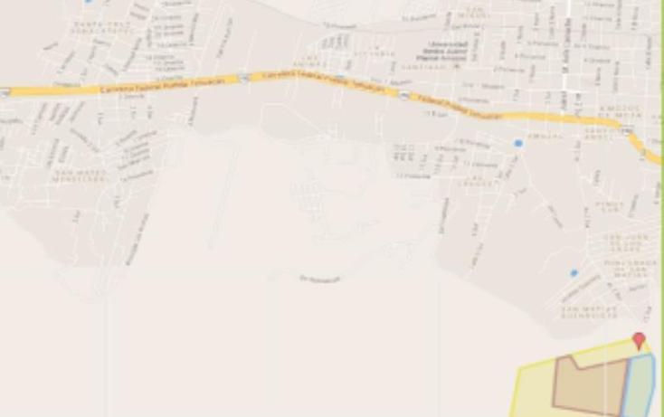 Foto de terreno habitacional en venta en  , villas amozoc, amozoc, puebla, 1464645 No. 02