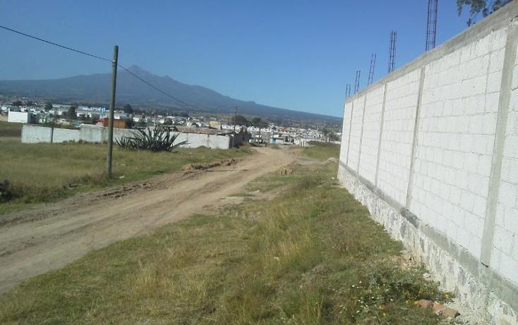 Foto de terreno habitacional en venta en  , villas amozoc, amozoc, puebla, 398635 No. 01