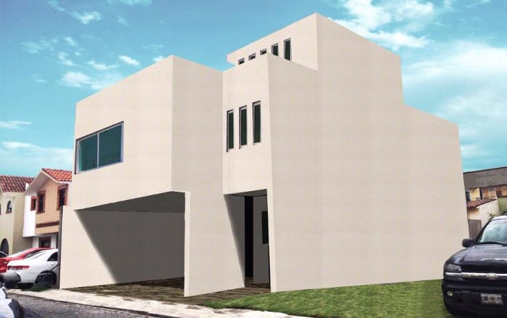 Foto de casa en venta en  , villas amozoc, metepec, méxico, 1285715 No. 01