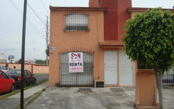 Foto de casa en renta en  , villas de atlixco 4a. secci?n, puebla, puebla, 1560950 No. 01