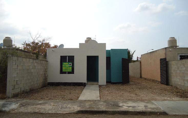 Foto de casa en venta en  , villas de caucel, mérida, yucatán, 1769096 No. 01