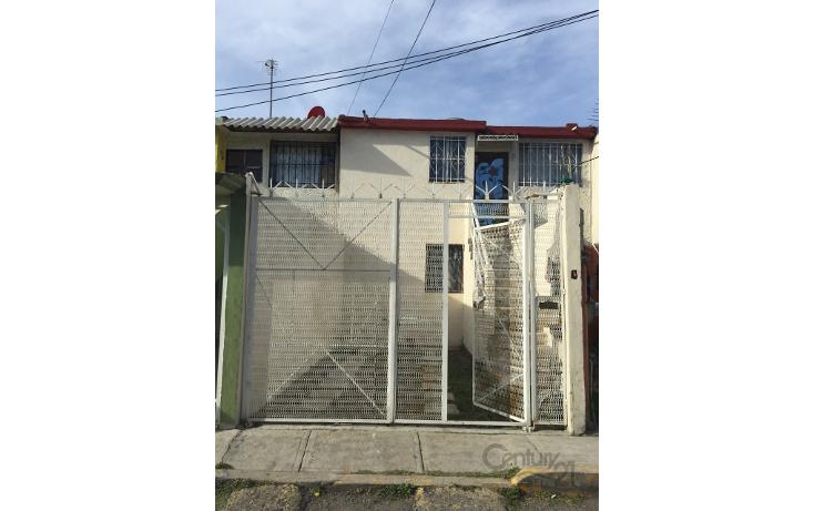 Foto de casa en condominio en venta en  , villas de cuautitl?n, cuautitl?n, m?xico, 1430919 No. 01