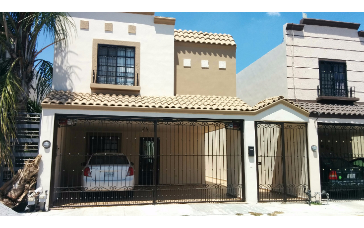 Foto de casa en venta en  , villas de escobedo ii, general escobedo, nuevo león, 1647704 No. 01