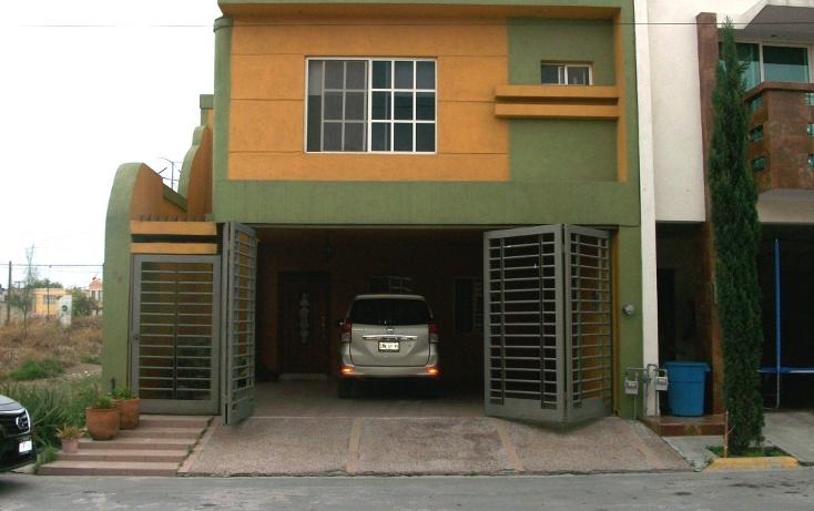 Foto de casa en venta en  , villas de escobedo ii, general escobedo, nuevo le?n, 1958807 No. 01