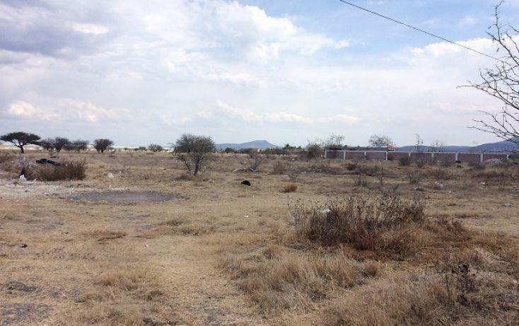Foto de terreno habitacional en venta en, villas de escobedo, pedro escobedo, querétaro, 1672035 no 02