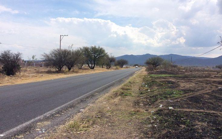 Foto de terreno habitacional en venta en, villas de escobedo, pedro escobedo, querétaro, 1672035 no 07