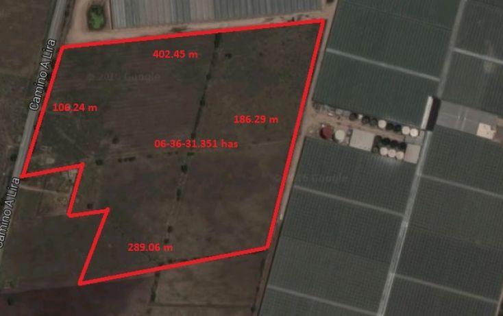 Foto de terreno habitacional en venta en, villas de escobedo, pedro escobedo, querétaro, 1672035 no 10