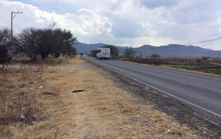 Foto de terreno habitacional en venta en carretera a la lira , villas de escobedo, pedro escobedo, querétaro, 2731035 No. 01
