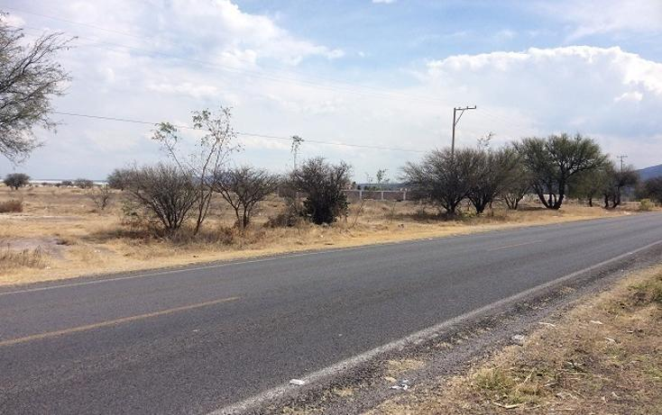 Foto de terreno habitacional en venta en carretera a la lira , villas de escobedo, pedro escobedo, querétaro, 2731035 No. 04