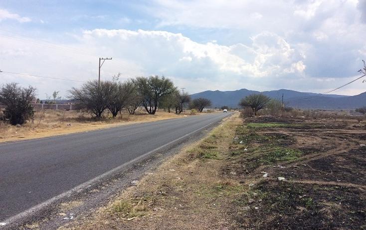 Foto de terreno habitacional en venta en carretera a la lira , villas de escobedo, pedro escobedo, querétaro, 2731035 No. 07