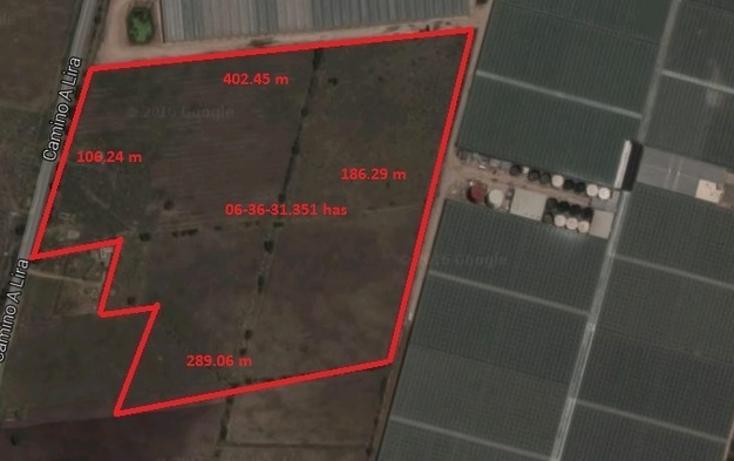 Foto de terreno habitacional en venta en carretera a la lira , villas de escobedo, pedro escobedo, querétaro, 2731035 No. 10