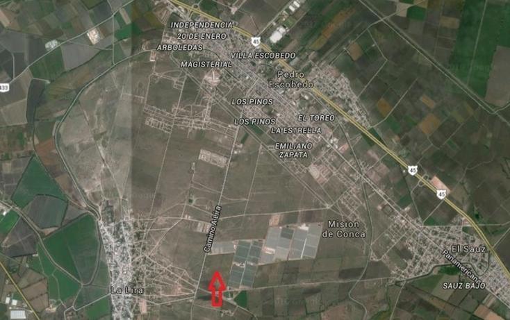 Foto de terreno habitacional en venta en carretera a la lira , villas de escobedo, pedro escobedo, querétaro, 2731035 No. 12