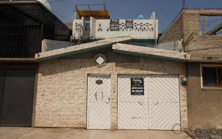 Foto de casa en venta en  , villas de guadalupe xalostoc, ecatepec de morelos, méxico, 1714702 No. 01