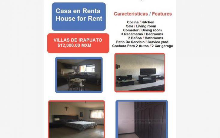 Foto de departamento en renta en villas de irapuato 1, villas de irapuato, irapuato, guanajuato, 1669764 no 01