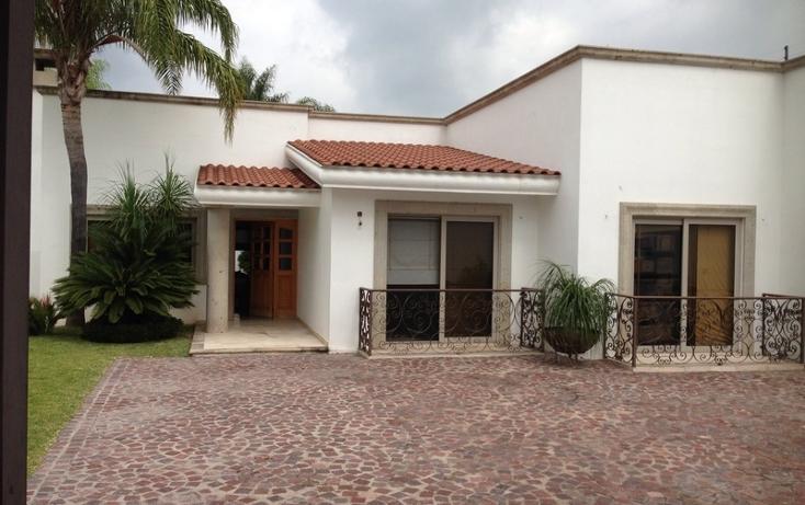 Foto de casa en renta en  , villas de irapuato, irapuato, guanajuato, 1325607 No. 01