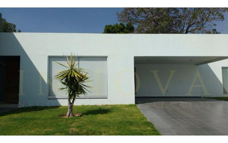 Foto de casa en venta en  , villas de irapuato, irapuato, guanajuato, 1966716 No. 01