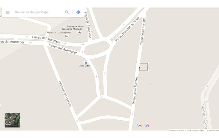 Foto de terreno habitacional en venta en  , villas de irapuato, irapuato, guanajuato, 2015626 No. 01