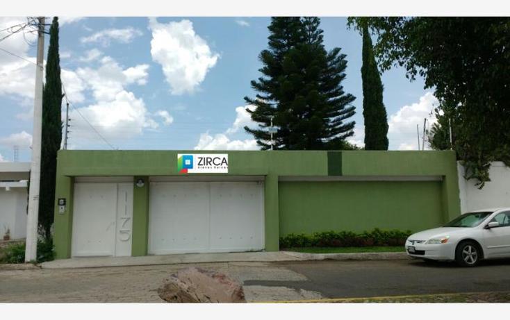 Foto de casa en renta en  , villas de irapuato, irapuato, guanajuato, 2033114 No. 01