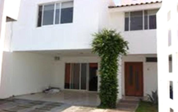Foto de casa en renta en  ---, villas de irapuato, irapuato, guanajuato, 385554 No. 01