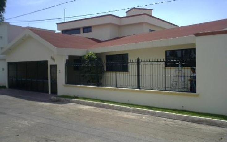 Foto de casa en renta en  , villas de irapuato, irapuato, guanajuato, 418408 No. 01