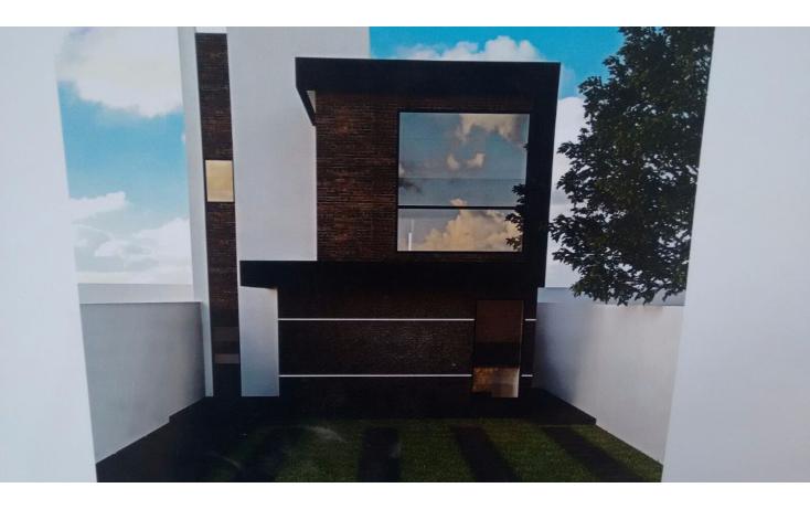 Foto de casa en venta en  , villas de la cantera 1a sección, aguascalientes, aguascalientes, 1724458 No. 01