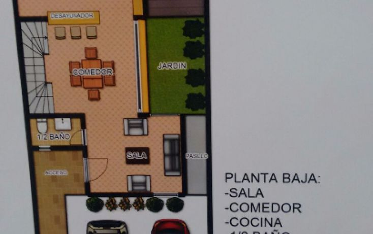 Foto de casa en venta en, villas de la cantera 1a sección, aguascalientes, aguascalientes, 1724458 no 02