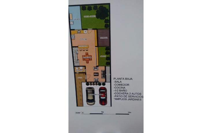 Foto de casa en venta en  , villas de la cantera 1a sección, aguascalientes, aguascalientes, 1724458 No. 02