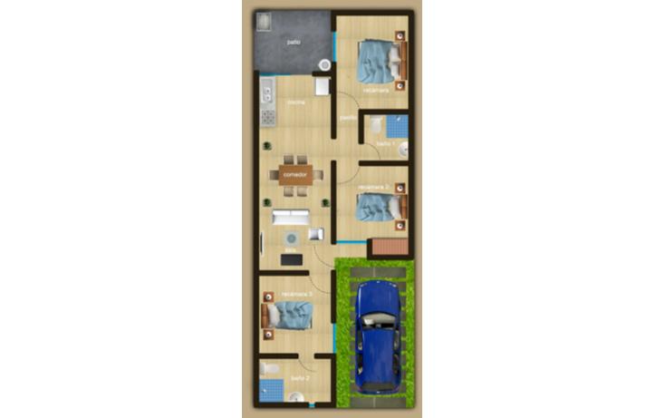 Foto de casa en venta en, villas de la cantera 1a sección, aguascalientes, aguascalientes, 1748134 no 03