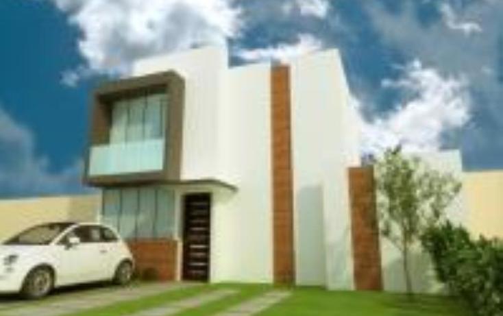 Foto de casa en venta en  , villas de la cantera 1a secci?n, aguascalientes, aguascalientes, 2030744 No. 01