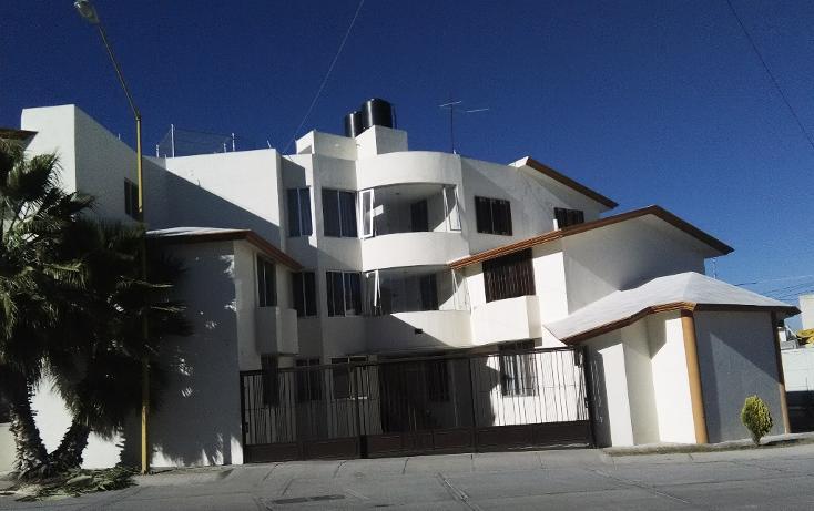 Foto de departamento en renta en  , villas de la cantera 1a sección, aguascalientes, aguascalientes, 2839123 No. 01