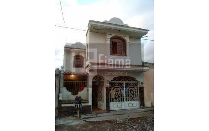 Foto de casa en venta en  , villas de la cantera, tepic, nayarit, 1040647 No. 01