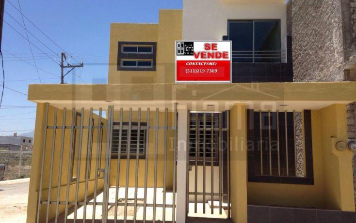 Foto de casa en venta en, villas de la cantera, tepic, nayarit, 1060283 no 01