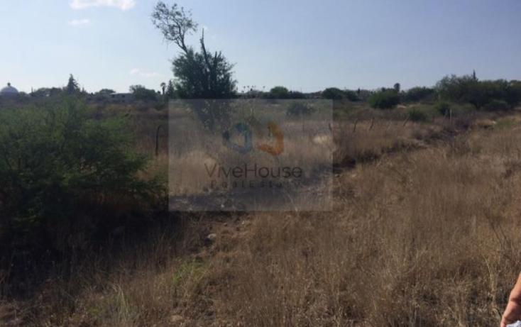Foto de terreno habitacional en venta en  , villas de la corregidora, corregidora, querétaro, 1983496 No. 04