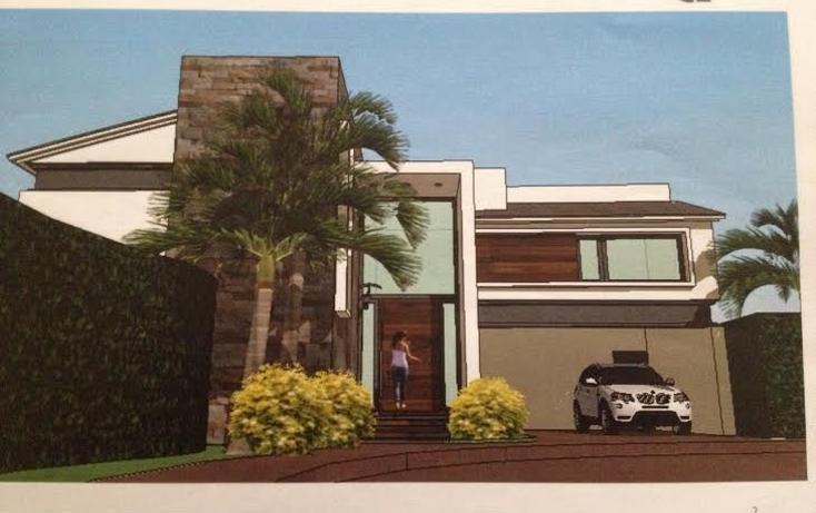Foto de casa en venta en  , villas de la herradura, monterrey, nuevo león, 1248323 No. 01