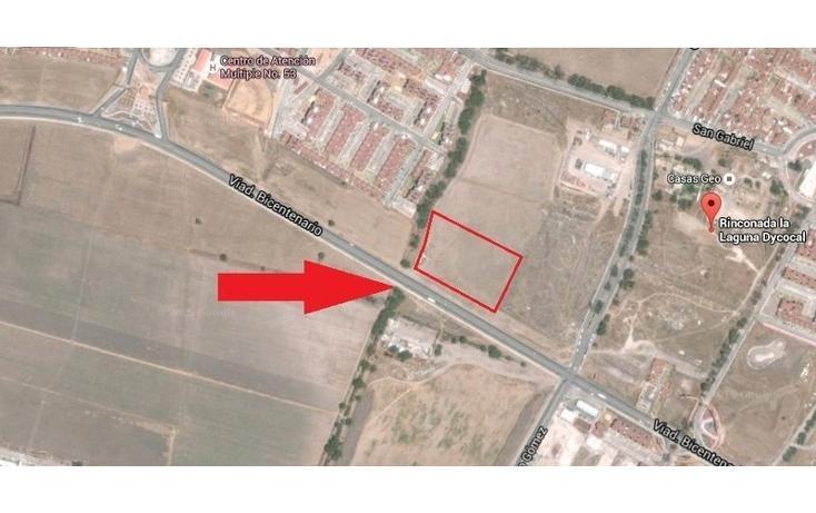 Foto de terreno habitacional en venta en  , villas de la laguna, zumpango, méxico, 1349409 No. 02
