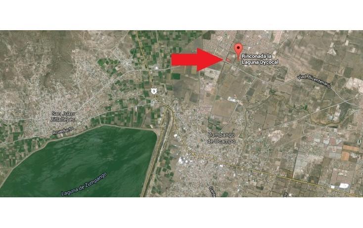 Foto de terreno habitacional en venta en  , villas de la laguna, zumpango, méxico, 1349409 No. 03