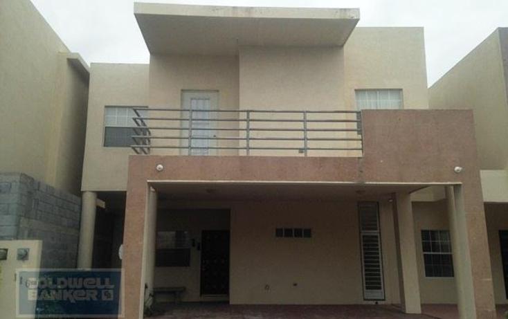 Foto de casa en venta en  , villas de las haciendas, reynosa, tamaulipas, 1878644 No. 01