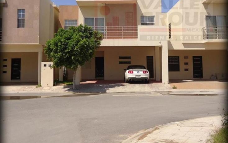 Foto de casa en venta en  , villas de las haciendas, reynosa, tamaulipas, 703155 No. 01