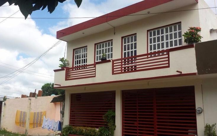 Foto de casa en venta en  , villas de oriente, comalcalco, tabasco, 2639277 No. 01