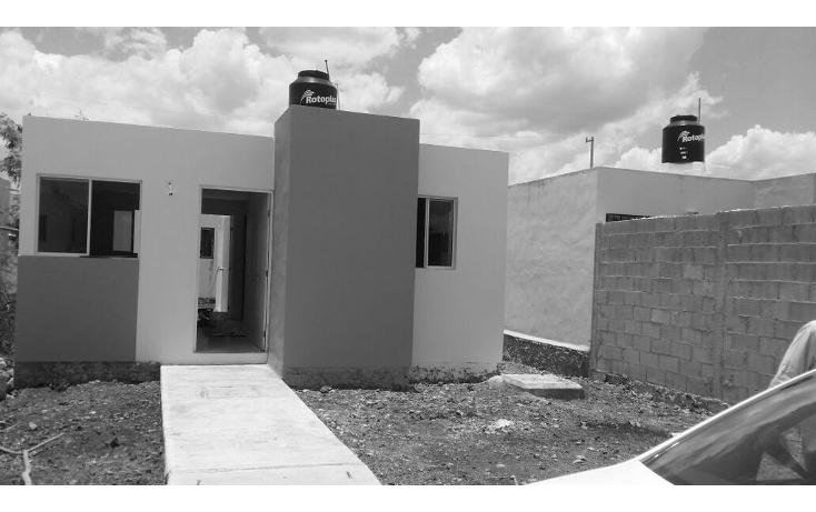 Foto de casa en venta en  , villas de oriente, mérida, yucatán, 1059133 No. 01